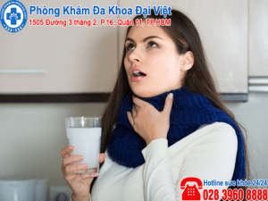 Khó nuốt ở cổ họng có phải là dấu hiệu đáng lo lắng không?