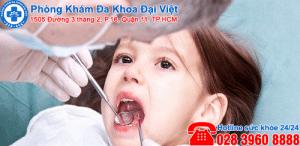 Trẻ em bị viêm VA có nguy hiểm không