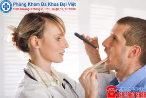 Hội chứng chảy nước mũi xuống họng