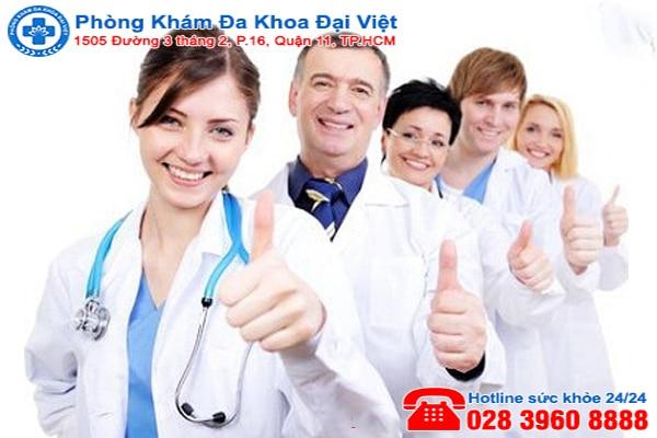 Giới thiệu phòng khám đa khoa đại việt tại tphcm