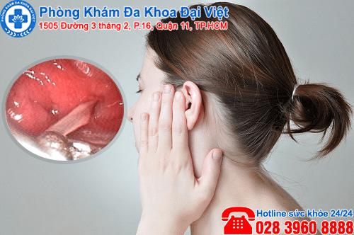 Viêm tắc vòi nhĩ nguyên nhân và liệu trình điều trị