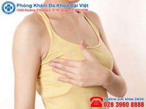 Bệnh viêm vú là gì- Nguyên nhân và cách điều trị viêm vú