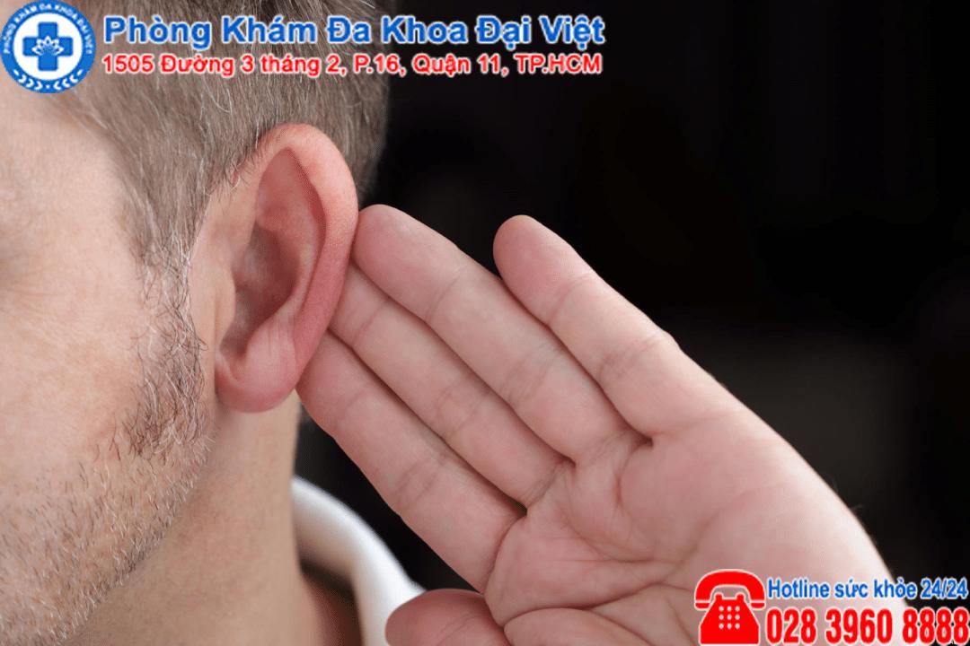Mất thính lực tạm thời là bệnh gì ?