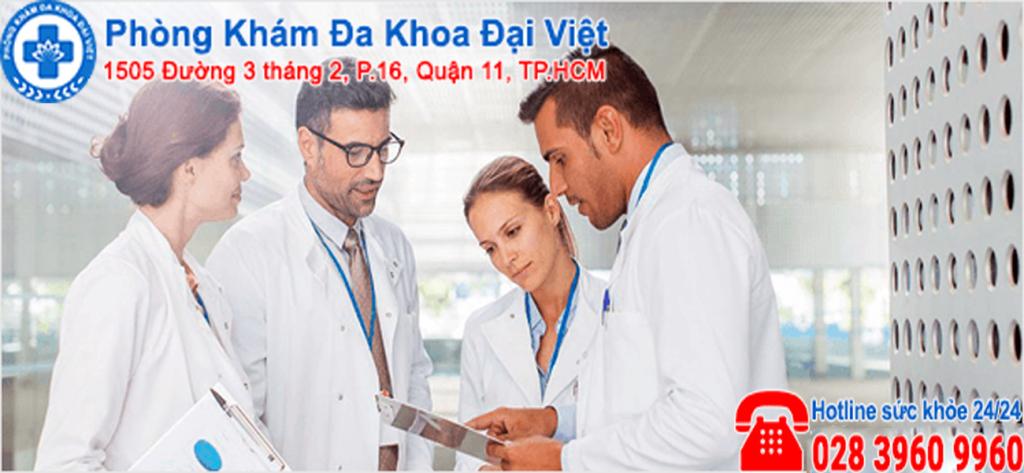 Cơ sở điều trị chuyên khoa tai mũi họng tại Tp.Hồ Chí Minh