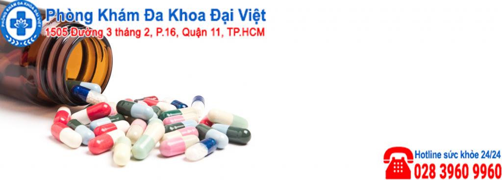 Những loại thuốc điều trị yếu sinh lý