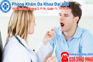 phương pháp điều trị tai mũi họng tốt nhất
