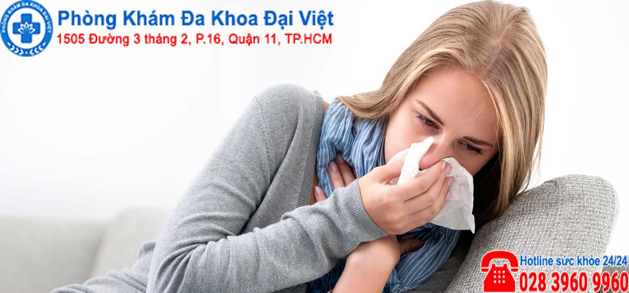 phòng tránh viêm mũi dị ứng bằng cách nào