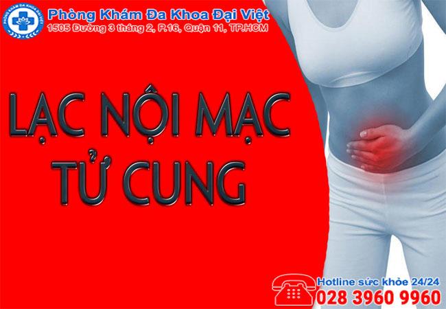 Phương pháp điều trị bệnh lạc nội mạc tử cung