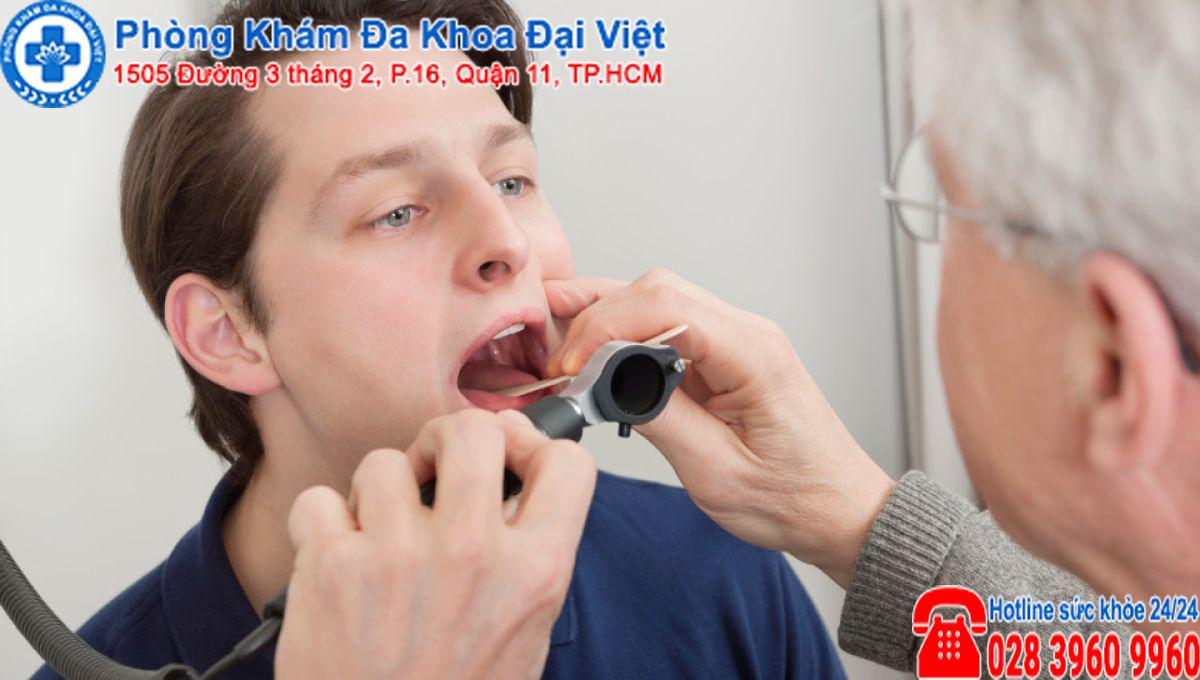 Chữa viêm họng nhiều lần không khỏi nguyên nhân do đâu ?