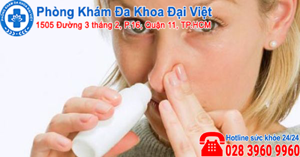 Chữa viêm mũi dị ứng bằng thuốc có hiệu quả