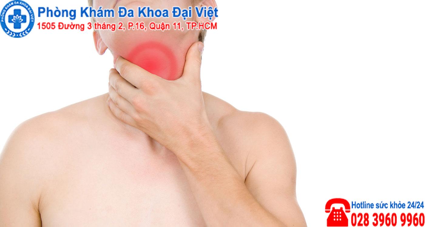 Vì sao người bệnh hay gặp dấu hiệu viêm họng tái phát ?