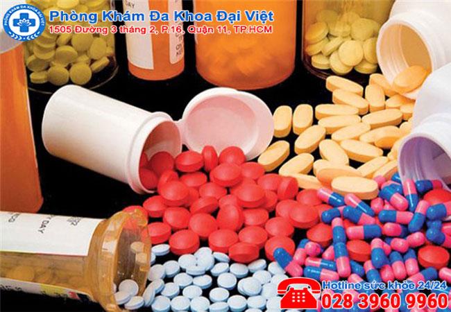 Uống thuốc kháng sinh nhiều có gây vô sinh không?