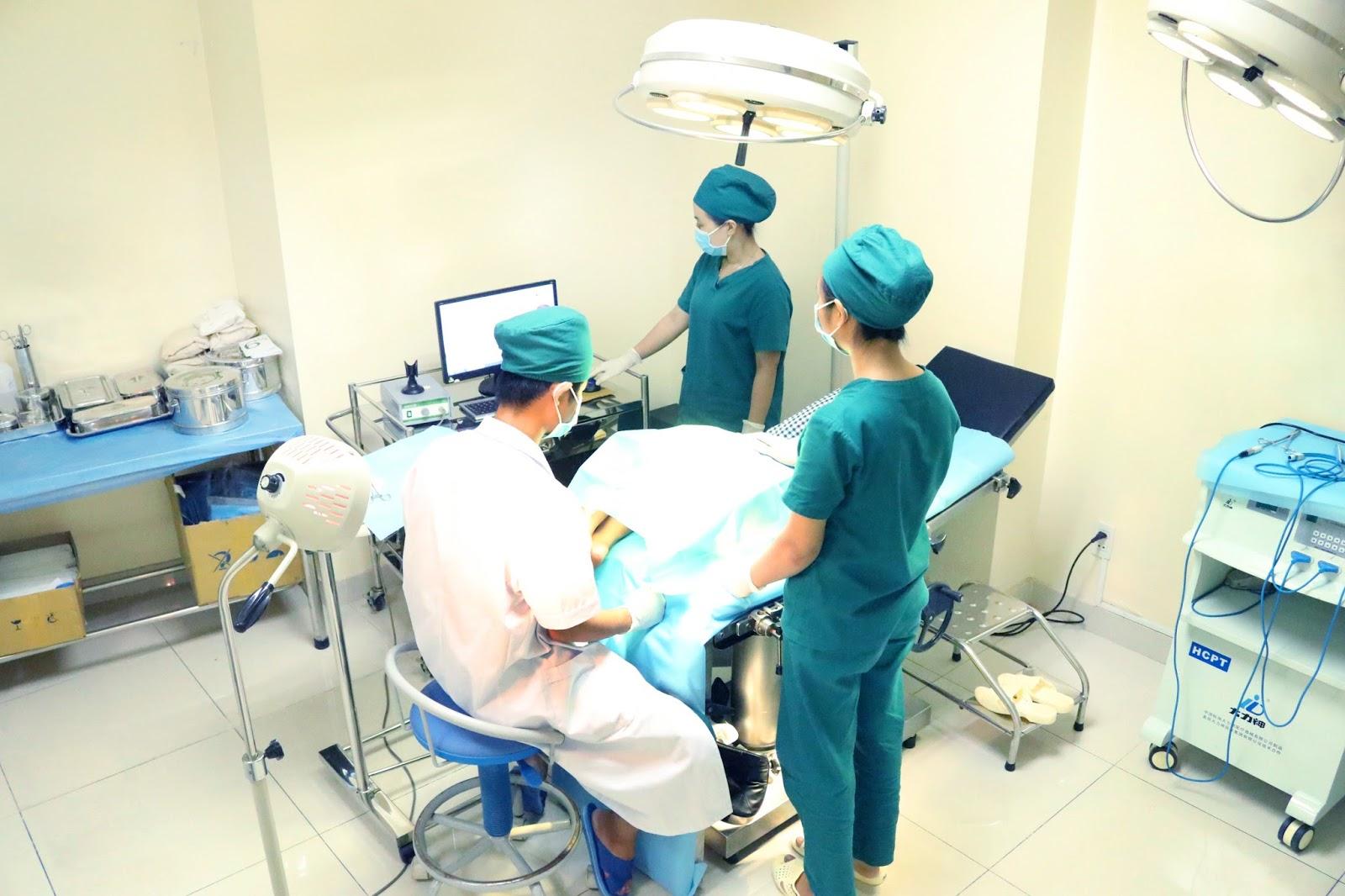 khám chữa bệnh trĩ tại tphcm
